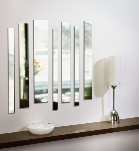 Strip-mirror-separated