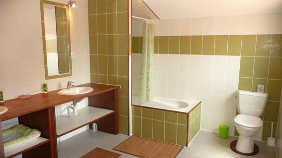 Cenhabitat immobilier et habitat - Amenager sa salle de bain ...